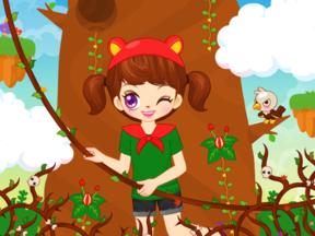 쥬디와 이상한 콩나무