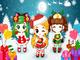 패션 쥬디: 크리스마스 스타일