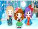 패션 쥬디: 얼음 공주 스타일