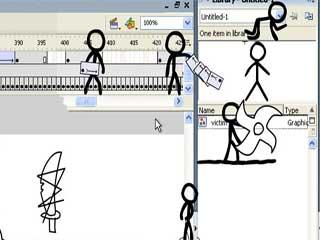 애니메이터 vs 애니메이션 게임
