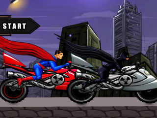 배트맨 vs 슈퍼맨 레이스