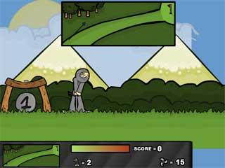 닌자의 골프