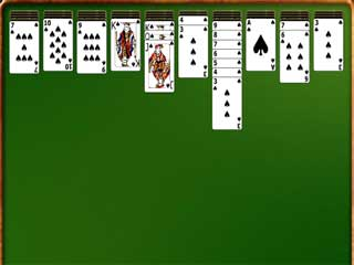 스파이더 카드게임