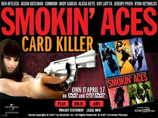 스모킹 에이스 : 카드 킬러