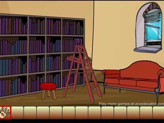 도서관 탈출