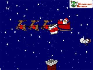 크리스마스 선물 잡기