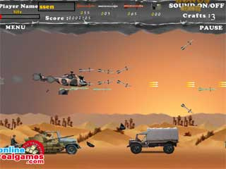 사막 전쟁