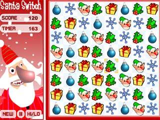산타 스위치
