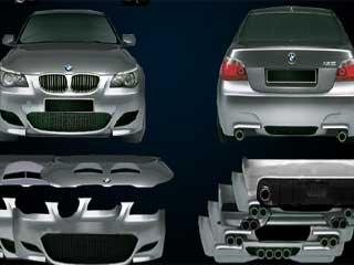 BMW M5 튜닝