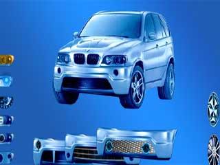 BMW-X5 튜닝