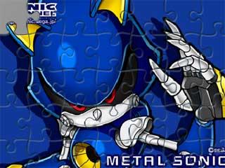 메탈소닉 직소 퍼즐