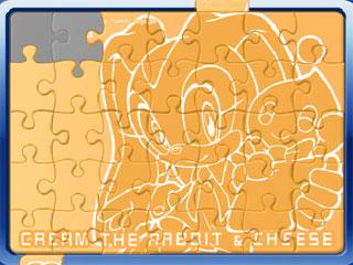 크림 직소 퍼즐