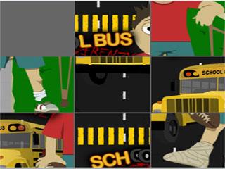 스쿨 버스 퍼즐
