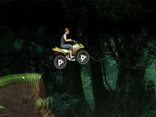 정글 ATV