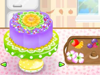 케이크 크리에이션