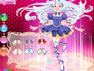 마법소녀 드레스업