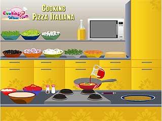 피자 이탈리아나