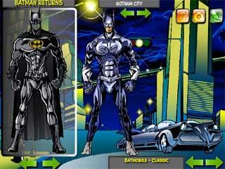 배트맨 드레스업