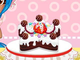 아이스크림케익 만들기