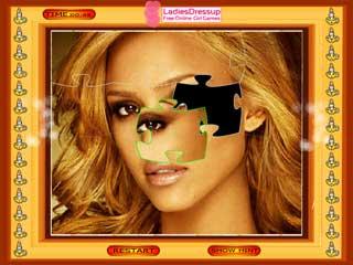 제키사 알바 지그소 퍼즐