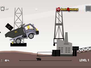 바트 팩토리 트럭