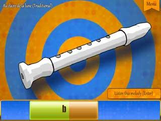 아뮤식 플룻