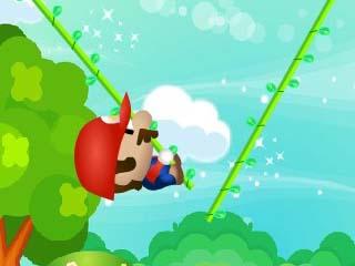 마리오 정글 점핑