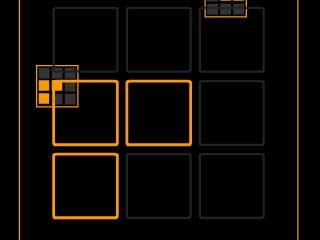 오렌지 블럭 어택