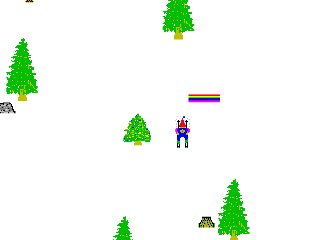 스키 프리