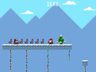 이블봇 크리스마스