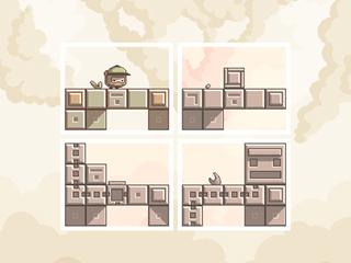 쉬프터 퍼즐 게임