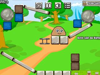 포우 퍼즐 젤리 월드2