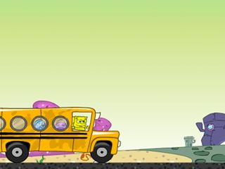 스폰지밥 스쿨 버스