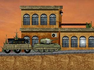 탱크 매니아
