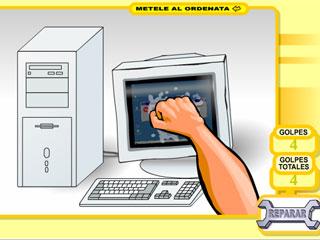 컴퓨터 부수기