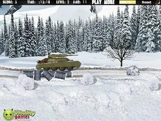 윈터 탱크 스트라이크