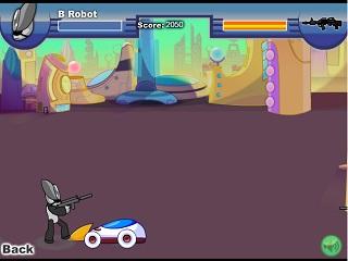 브이 로봇