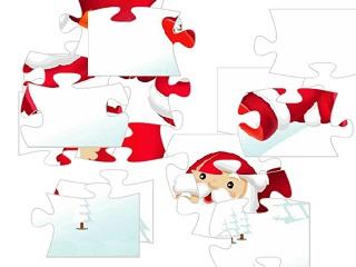 산타 직소 퍼즐
