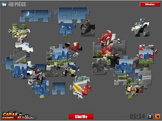 레고 스피드 체이스 퍼즐