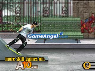 스케이트게임