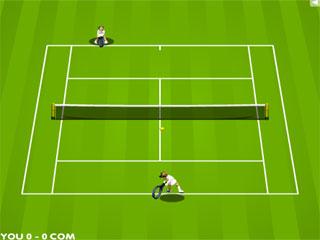 테니스게임