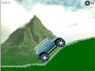 산악자동차